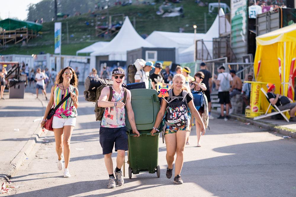 Exodus auf  am OpenAir St.Gallen