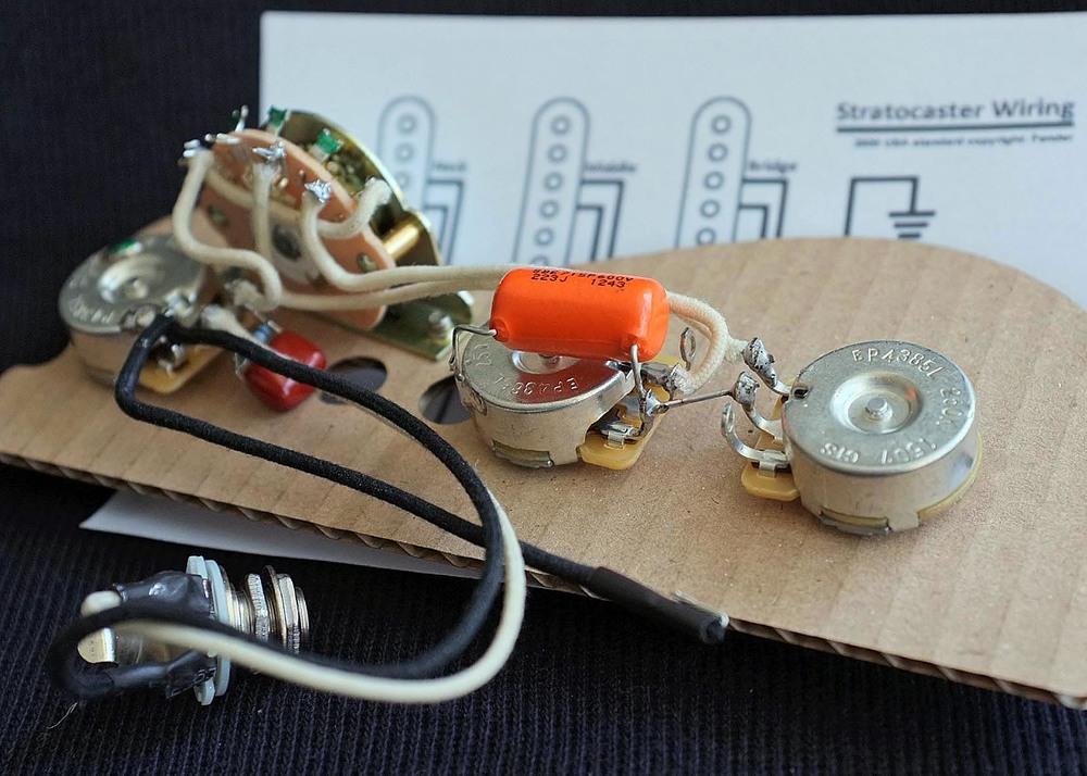 buy wiring looms bloodstone guitarworks rh bloodstoneguitarworks com strat wiring harness uk Strat Wiring Mods