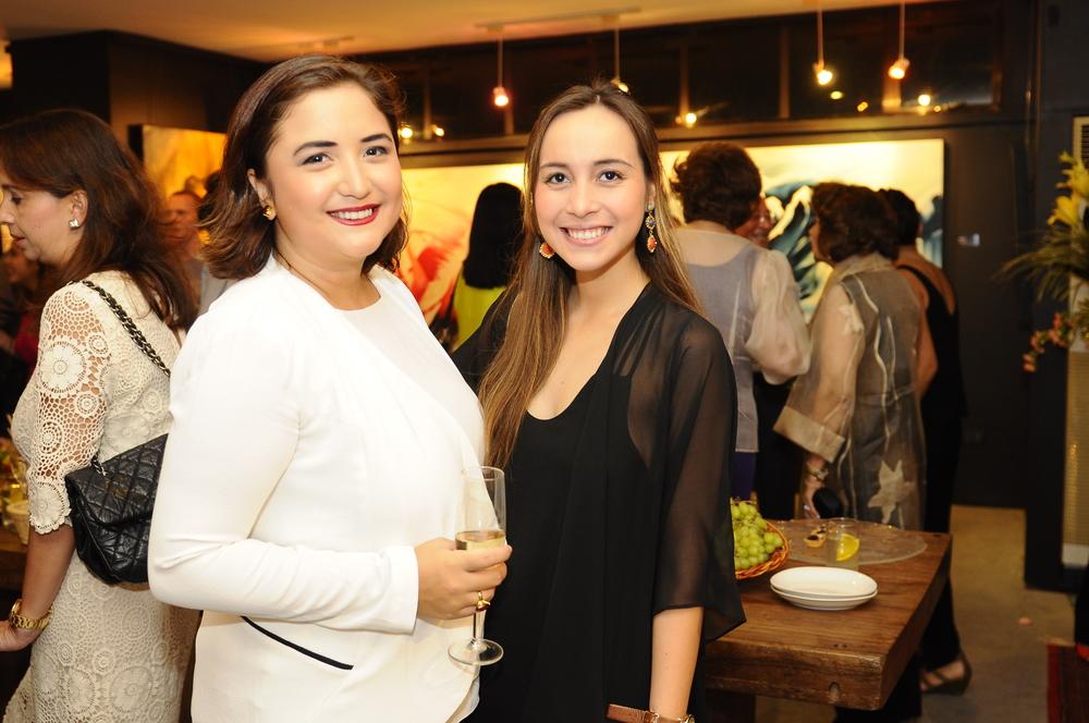 Camila Lhuillier and Miren Jarque.JPG