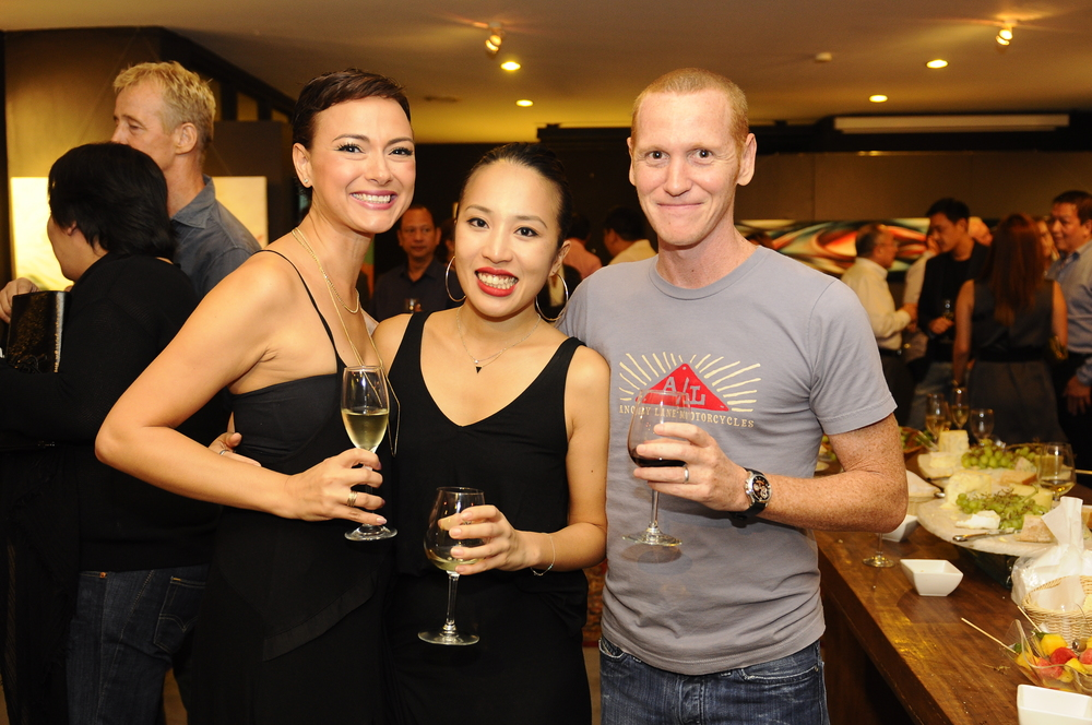 L to R - Tasha Dixon, Jewelle Yeung and James Dixon.JPG