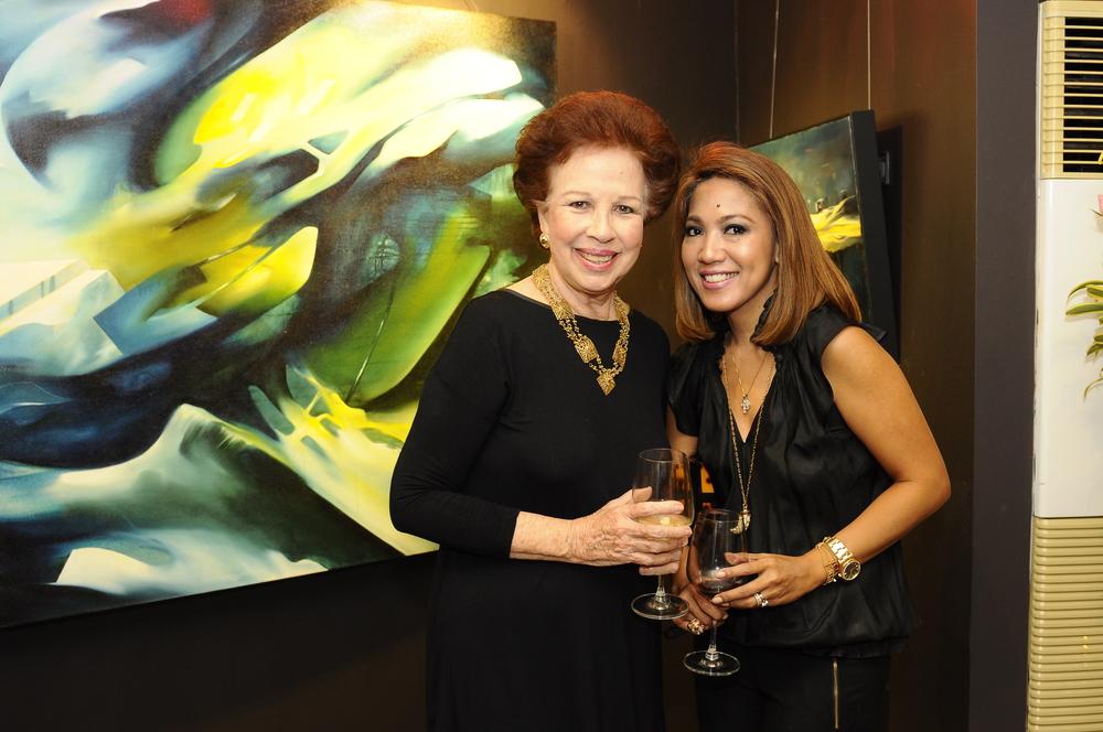 Rosebud Sala and Agnes Huettel.JPG