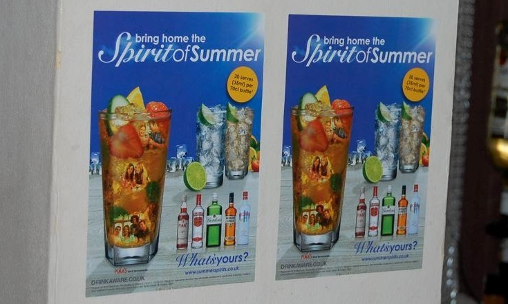 Diageo Spirit of Summer.JPG