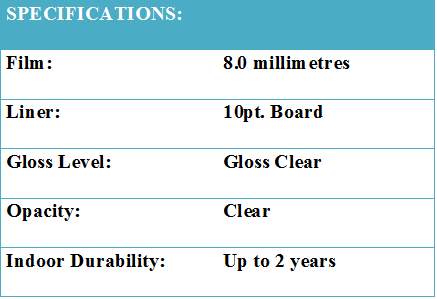 Clear View Specs