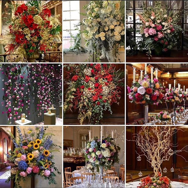 About 5 colourful years working for myself that I am very grateful for, it's time to turn a page and start a new challenge.  Bring on 2019!! 😀 . . . . #topnine #flowers #flowerstagram #grateful #5years #excited #newchallenge #florist #londonflorist