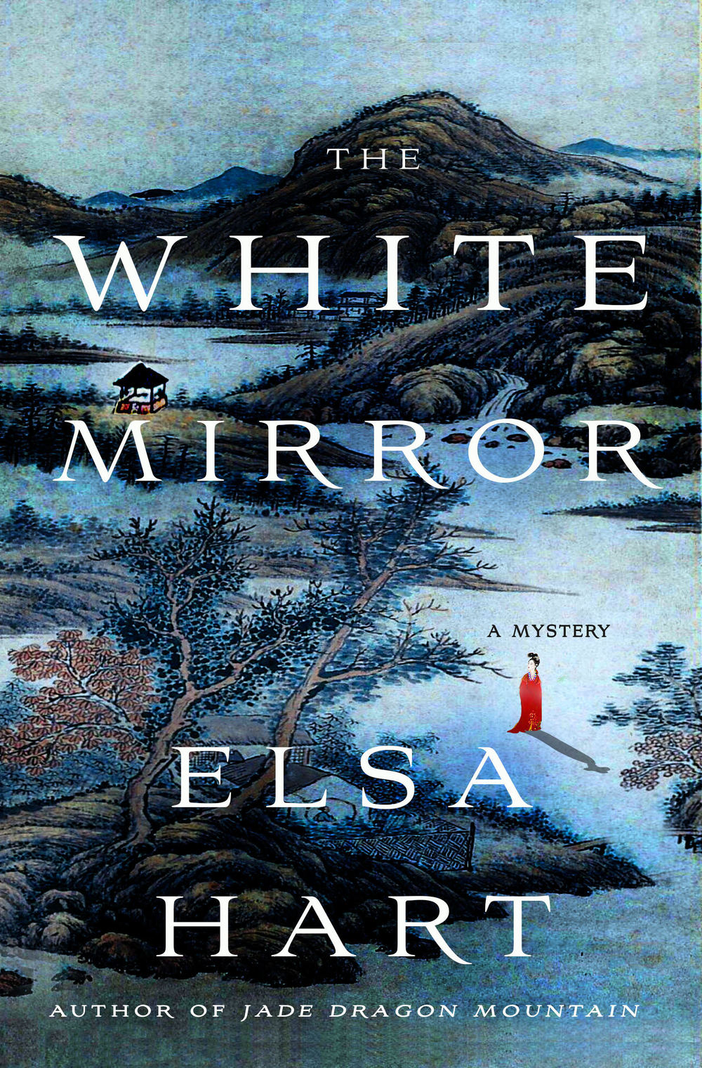 The White Mirror - Elsa Hart - Cover