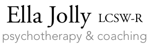 Ella Jolly psychotherapy & coaching