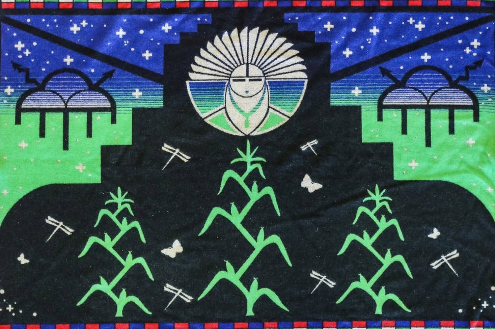 """George Toya: A Pueblo Prayer"" Indian Pueblo Cultural Center Oct 31, 2016"