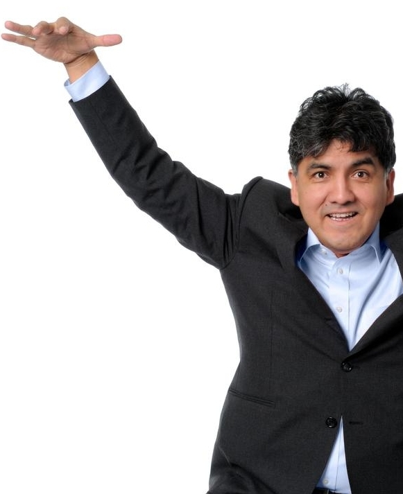 """Sherman Alexie Talks Radical Happiness"" ABQ Free Press May 20, 2016"