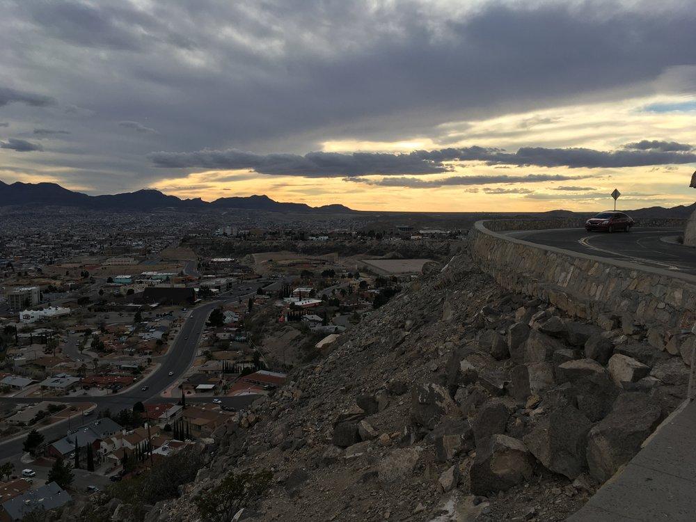 Texas / Mexico / New Mexico