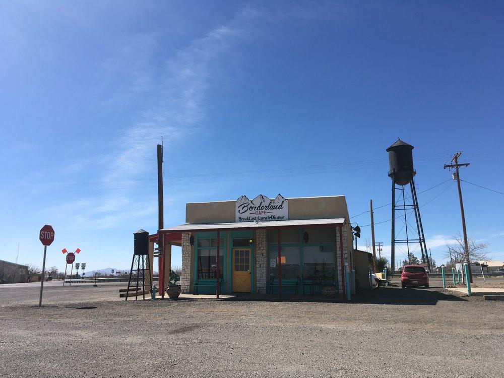 Columbus, NM (pop. 1,609)