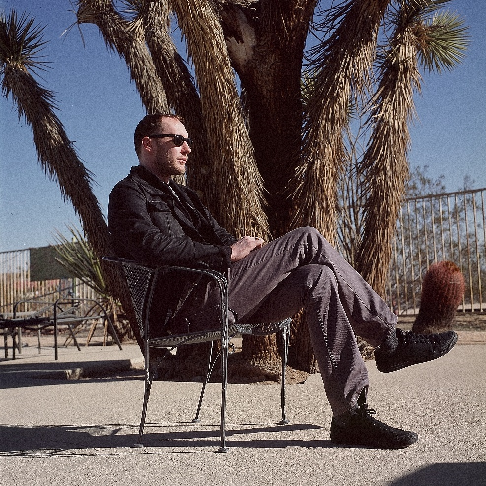 Louis Roark. Joshua Tree, California. January 1, 2015