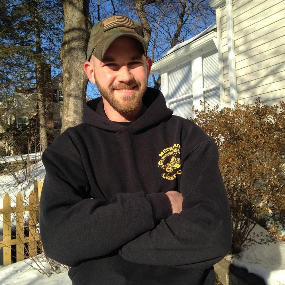 Jonathan Gerring. White Plains, New York. February 28, 2015