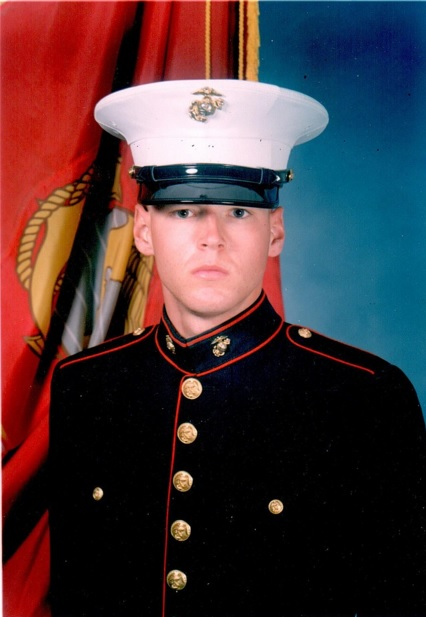 Joseph Gellings, United States Marine Corps Photo