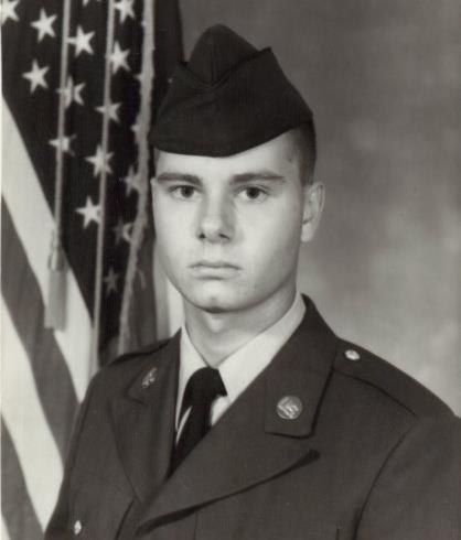 Joseph Collins. US Army photo. 1989
