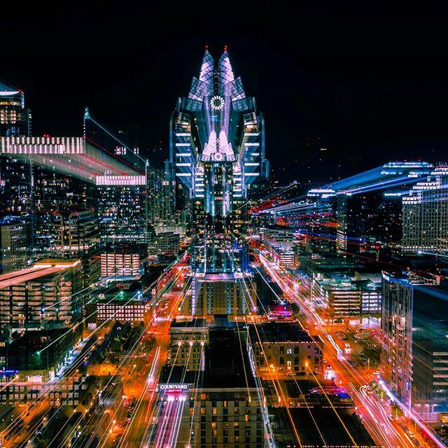 #cyberpunk metropolis