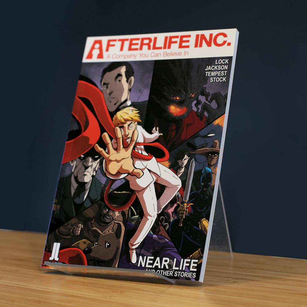 Afterlife Inc  Volume 2: Near Life — Big Punch Studios