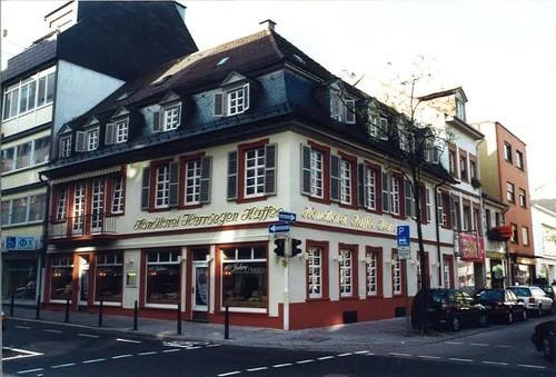 Konditorei Café Cafe Herrdegen