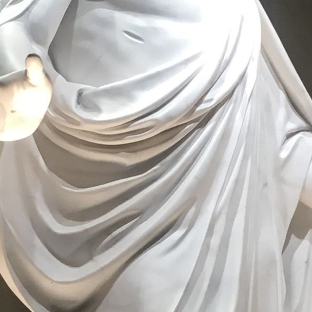 Statue #marble #stone #craft #carving #byhand #sculpture #monument #memorials #jesus #sacrafice #christianity #inawindow #handsomehands