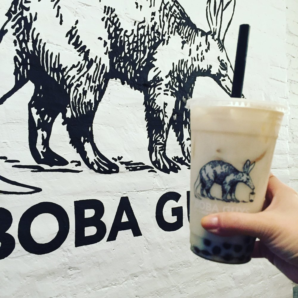 More Boba Guys!