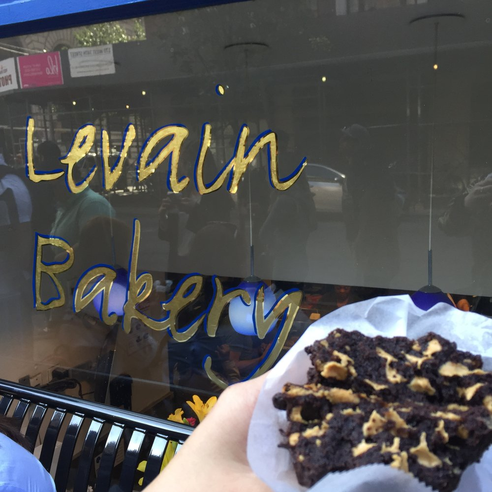 Chocolate Peanut Butter Cookie @ Levain