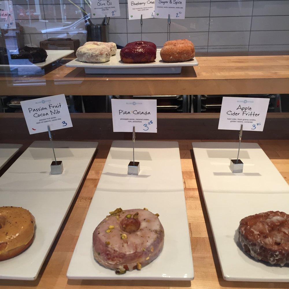 Brioche Donuts!
