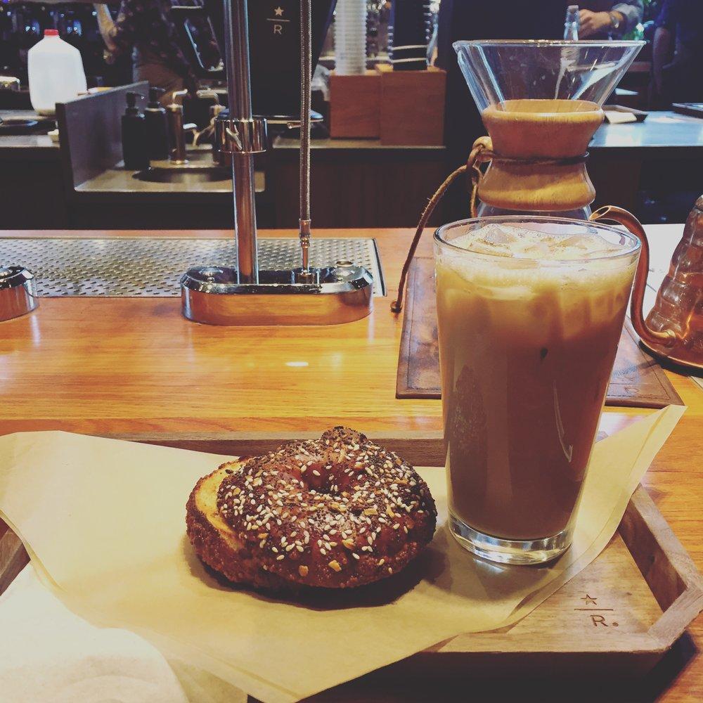 Starbucks Roastery.