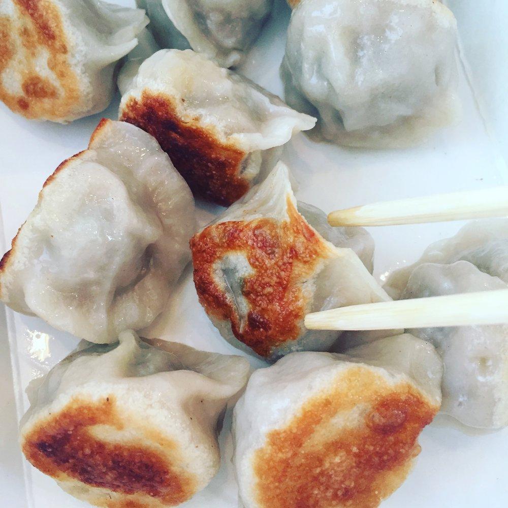 Northern Tiger Dumplings.