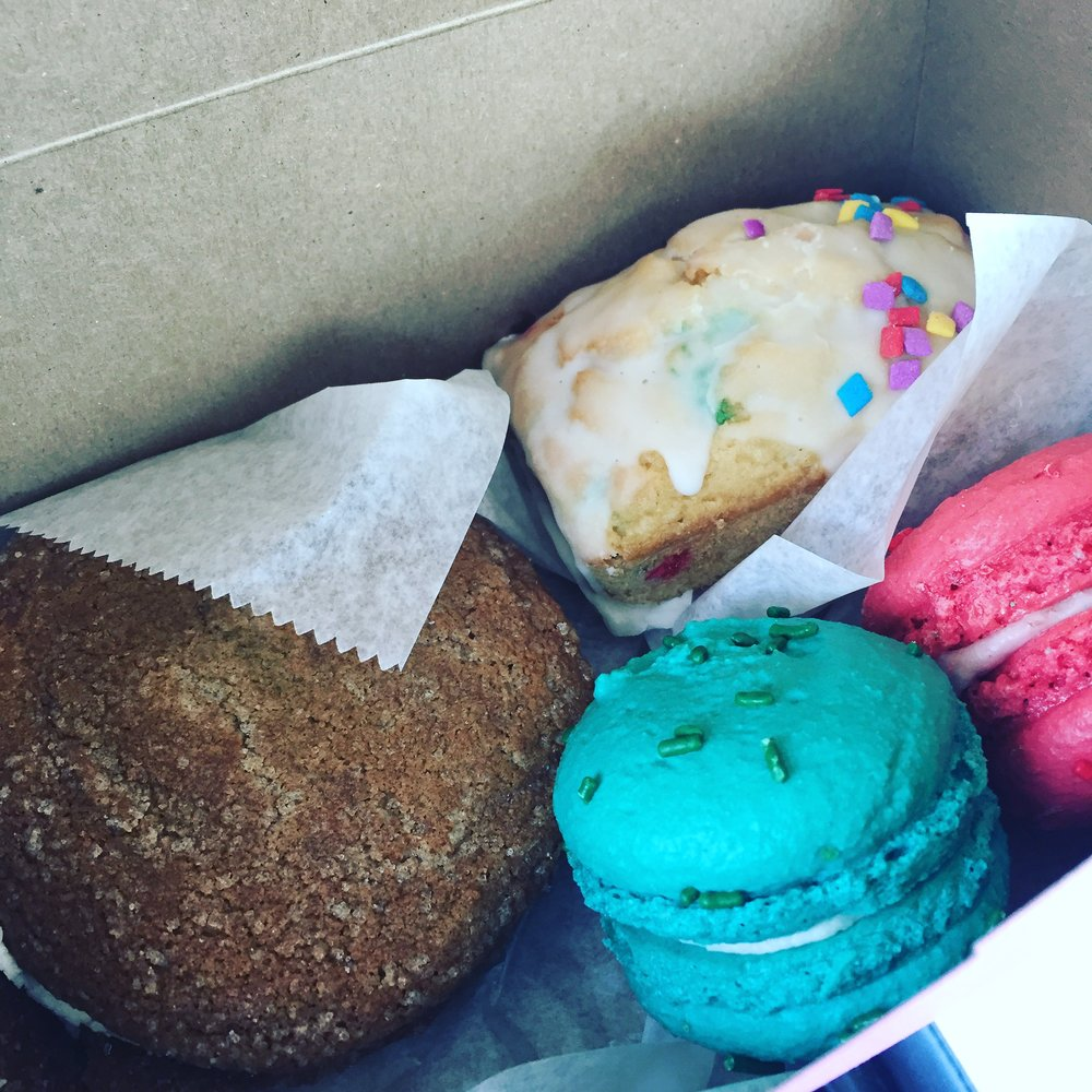 Colorful treats for the road