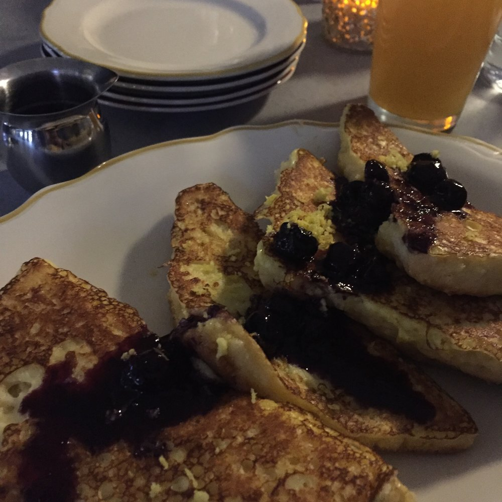 Biscuit French Toast!?