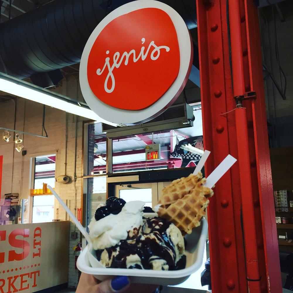 The Ultimate Ice Cream Sundae!