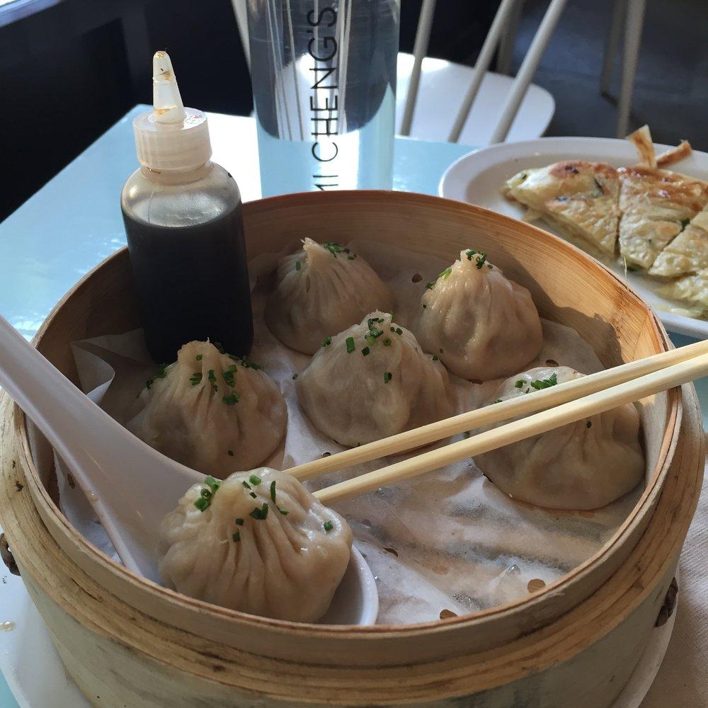 Foie Gras Xiao Long Bao!?