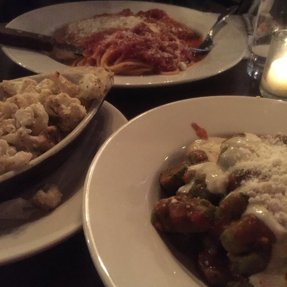 Birthday Pasta in Brooklyn!