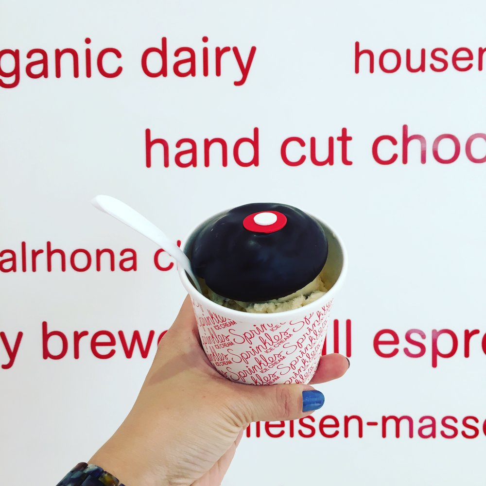 Sprinkles Cupcakes & Ice Cream!