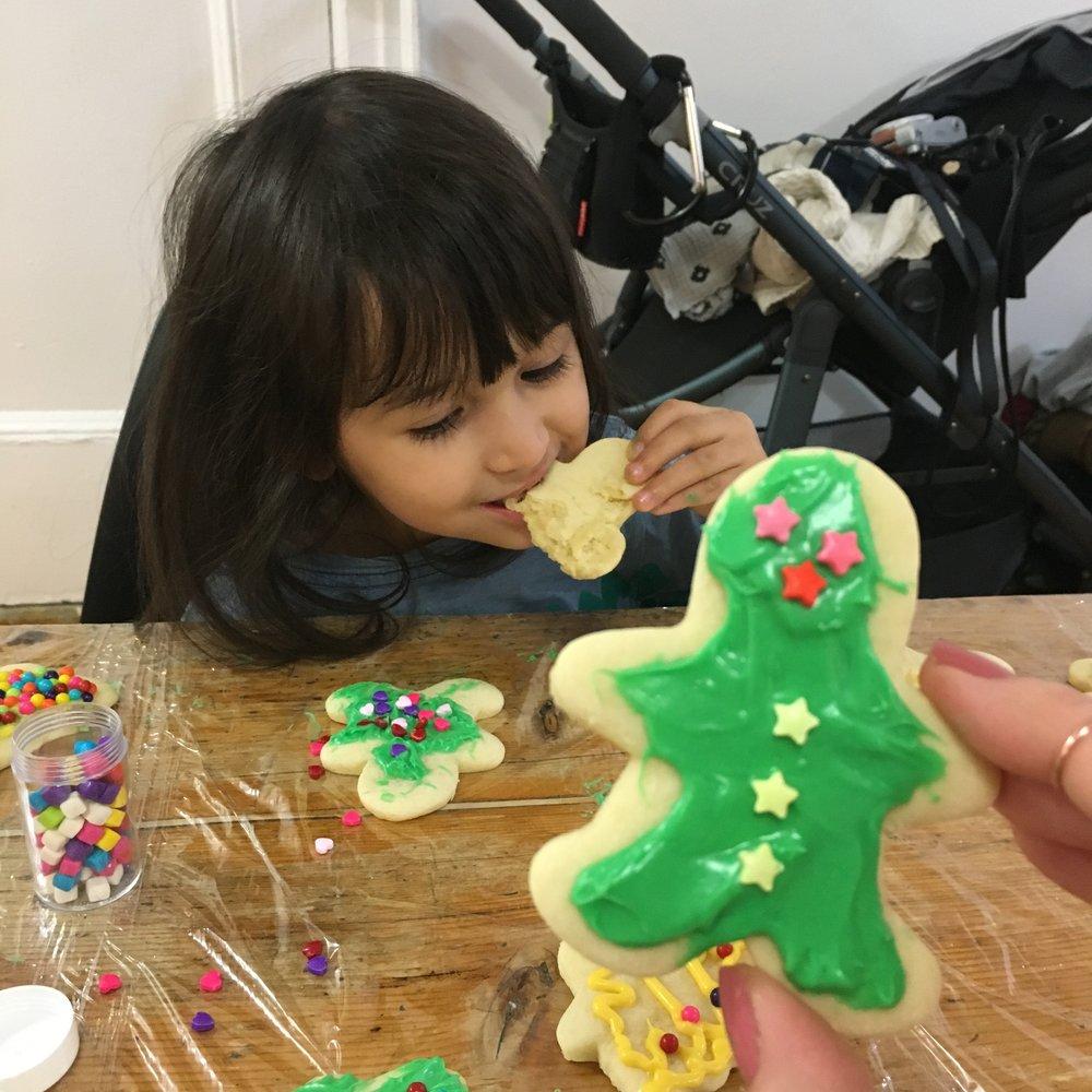 Christmas Cookies!