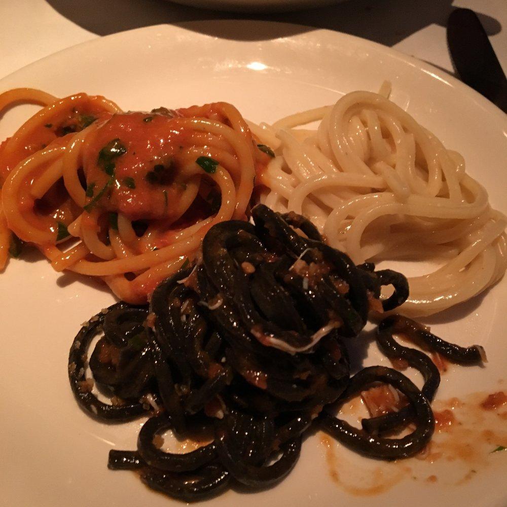Pasta course #1!