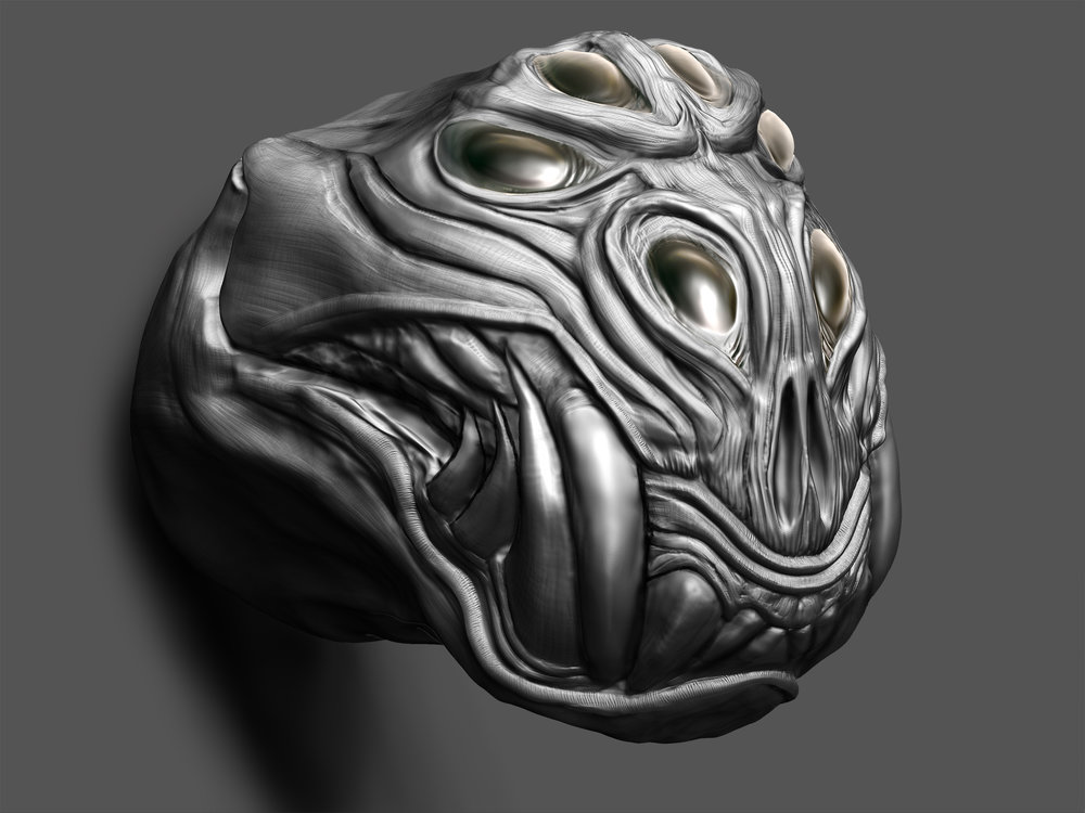 Zbrush Monster Web.jpg