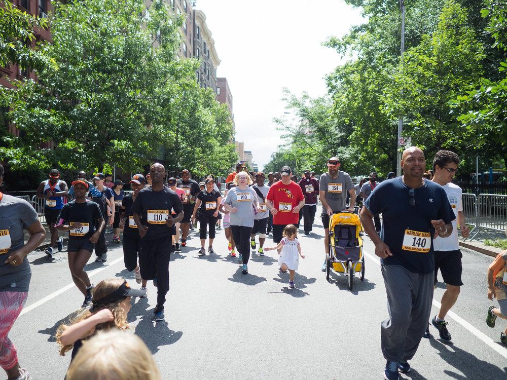 ~Harlem One-Miler Participant