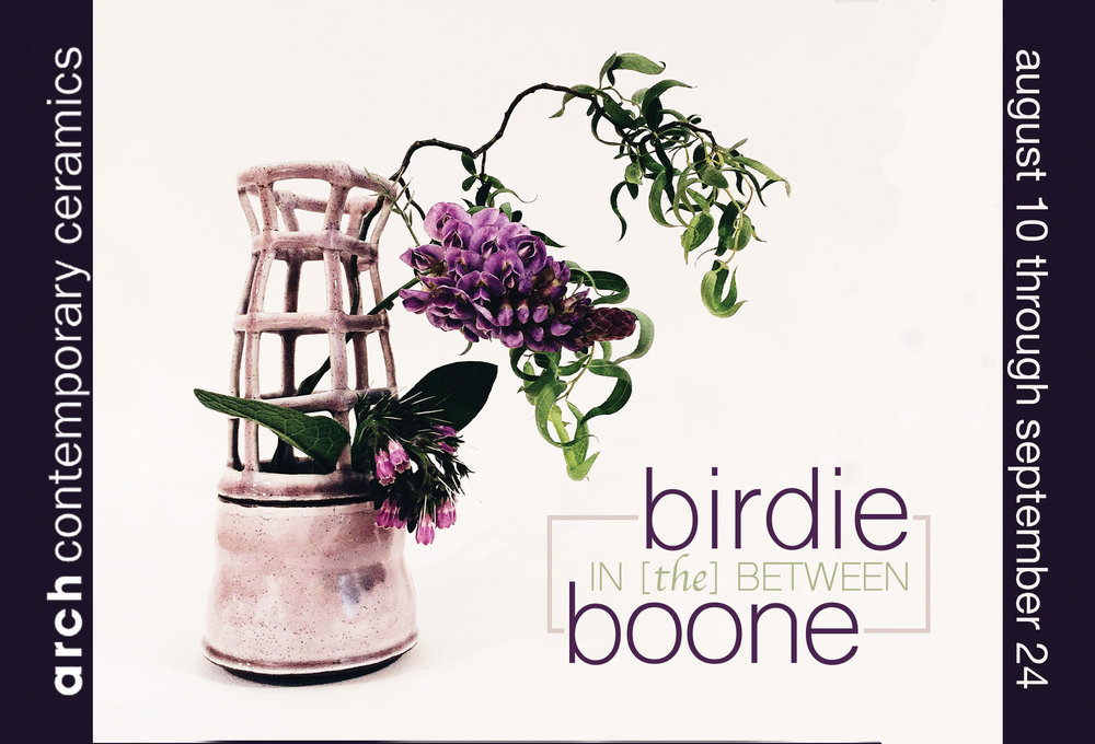 BIRDIE BOONE, IN THE BETWEEN