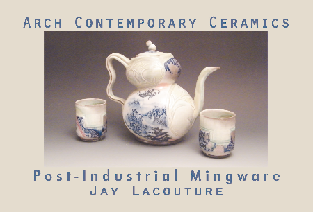JAY LACOUTURE, POST-INDUSTRIAL MINGWARE