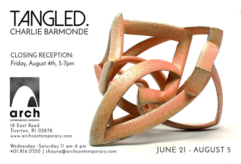 CHARLIE BARMONDE - TANGLED