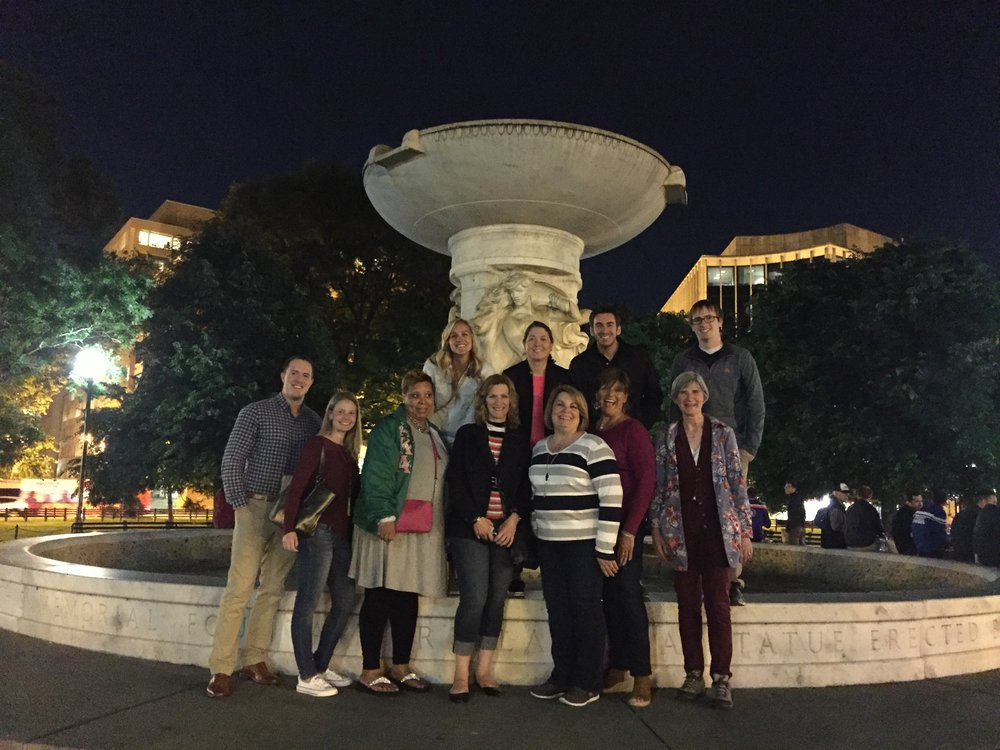 WorldatWork in D.C. - Prompt, Inc. clients and friends joined us for a fun and filling Food Tour near Dupont Circle.