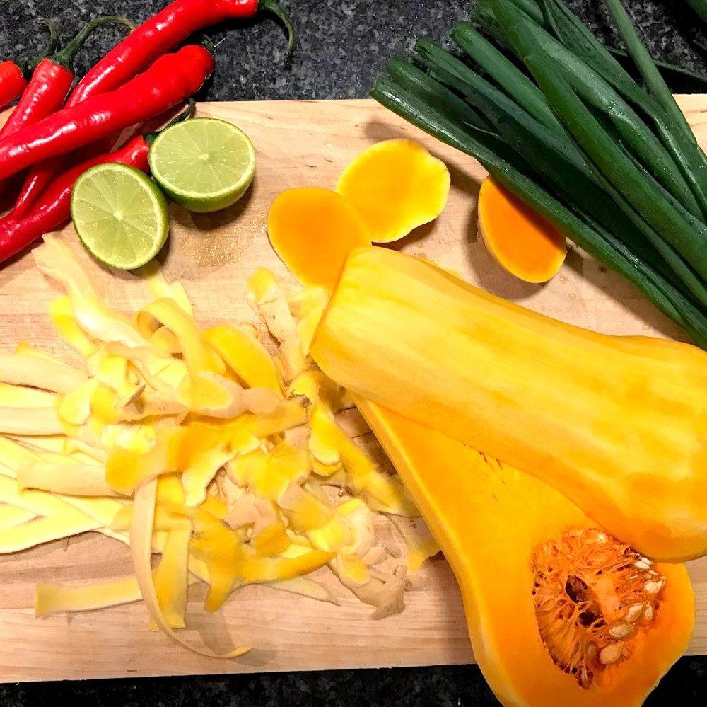 Frische und abwechslungsreiche Zutaten gehören zu einer gesunden Ernährung dazu