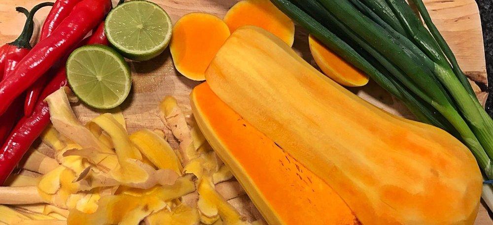 Frische Zutaten machen Geschmacksverstärker überflüssig