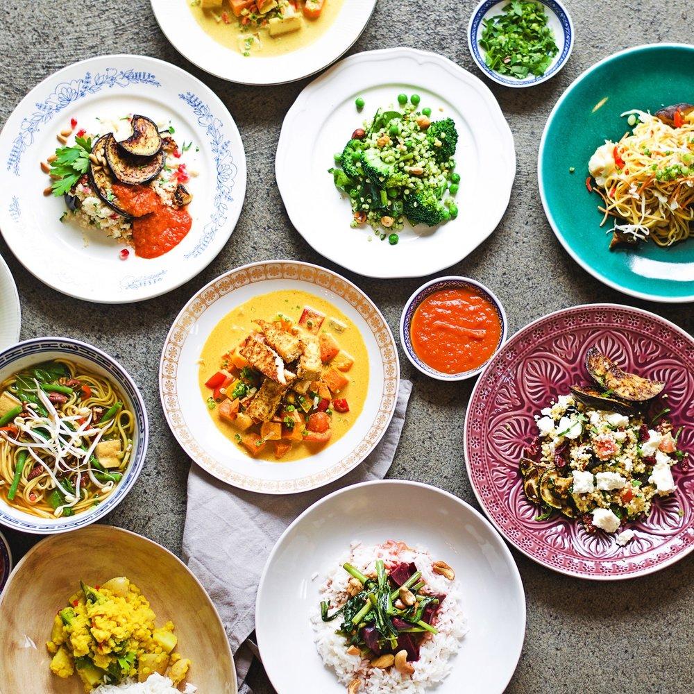 Unsere Lunch-Menüs sind frei von Zusatzstoffen