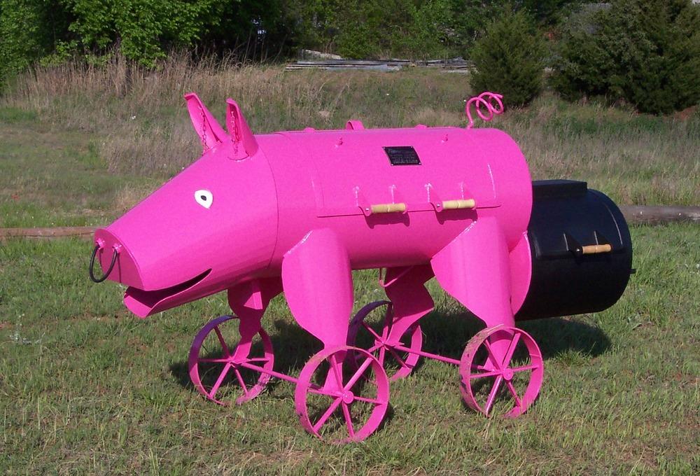 "24"" Pink PIG"