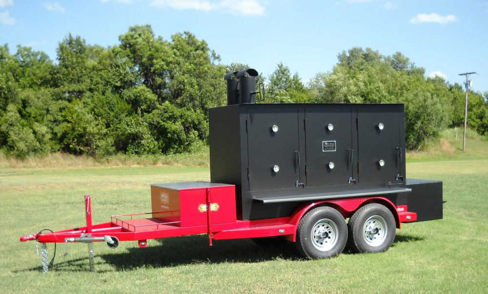 No. 3 Smokehouse Trailer