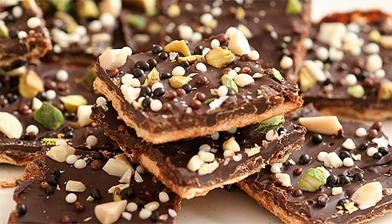 coopers christmas crack - Christmas Crack Candy Recipe