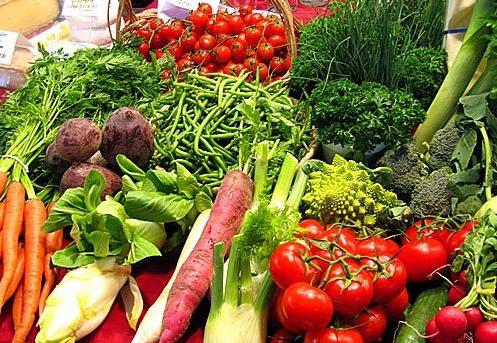 FARMERS' MARKET: Barryville, NY