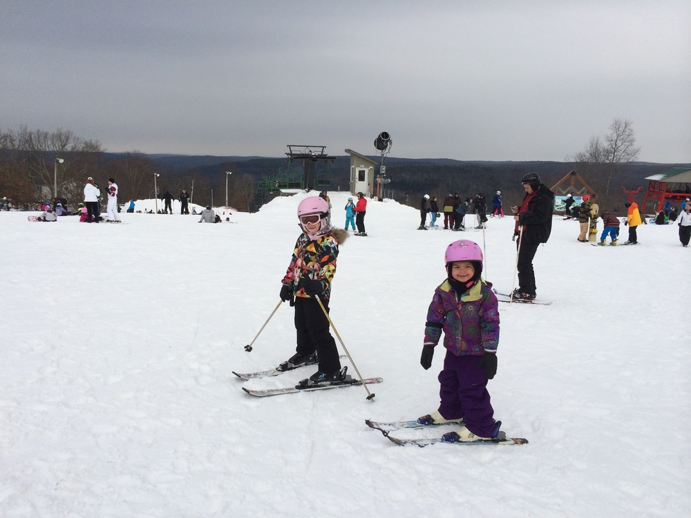 SKIING: Ski Big Bear in Lackawaxen, PA