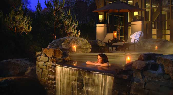 SPA: The Lodge at Woodloch in Hawley, PA